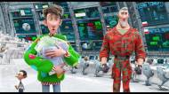 The 12 Flicks of Xmas, 2011- Day 10: Arthur Christmas (2011)