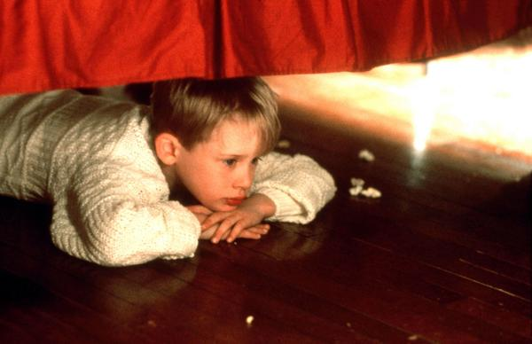 Home Alone Christmas Day