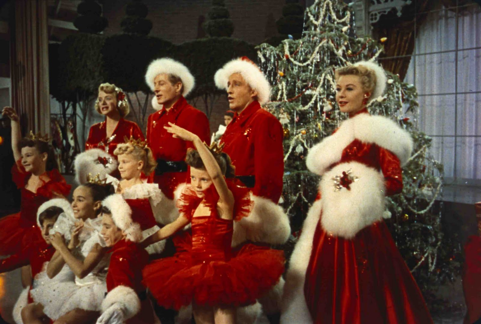The 12 Flicks of Xmas, 2011- Day 9: White Christmas (1954) | ben\'s TEN