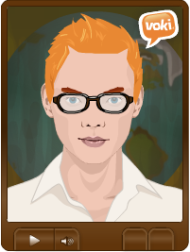 The Saint and the Slug: A Voki Experiment in Poetry